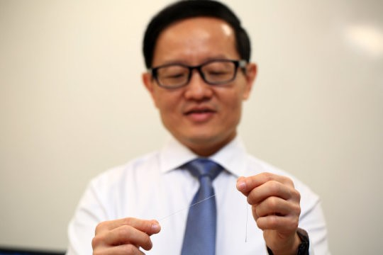 Smart-ultra-thin-microfibre-sensor-real-time-healthcare-monitoring-diagnosis-biotech