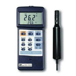 CO2/O2 Meters