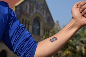 New Wearable Sensor Detects Stress Hormone in Sweat
