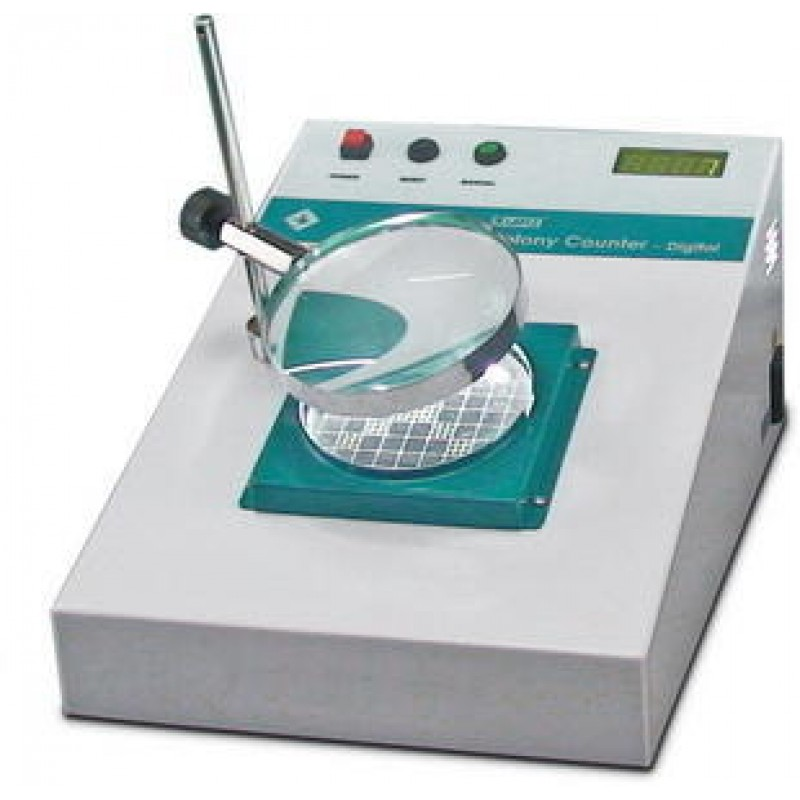 Digital Colony Counter : Buy colony counter get price for lab equipment