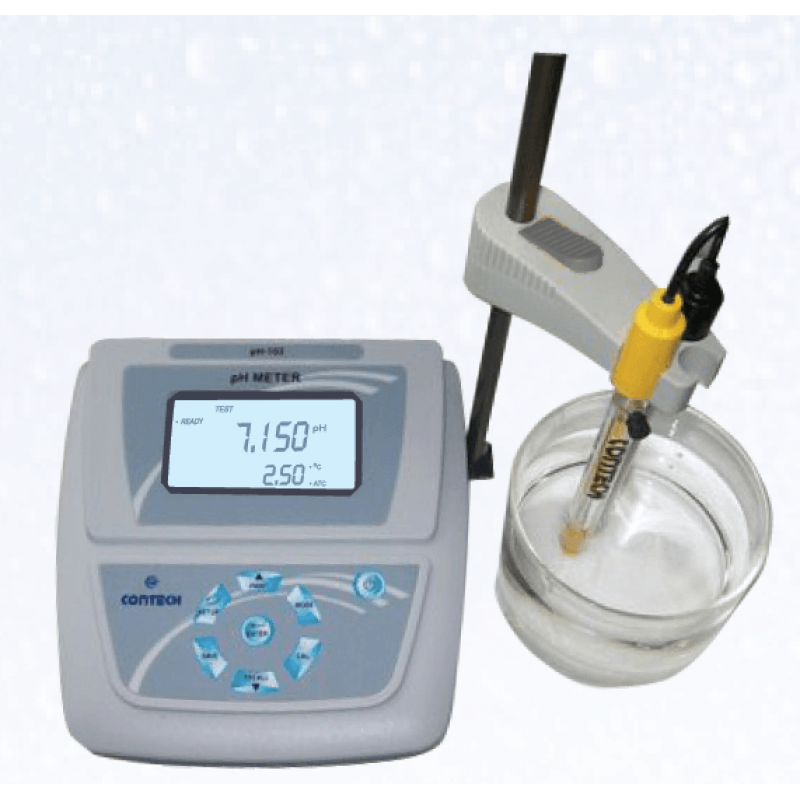 Building A Conductivity Meter : Ph conductivity meter