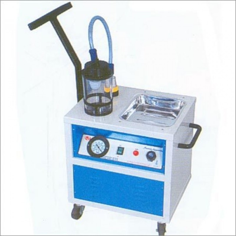 Electric Suction Machine Copper 1hp Top Ss
