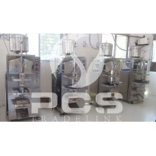 POCUCH FILLING and SEALING MACHINE