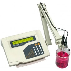 pH/mV/Ion Temp. Bench Meter