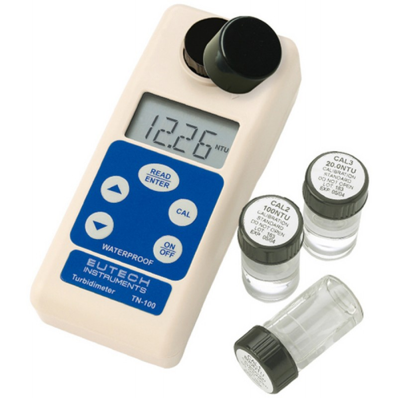Buy Waterproof Hand Held Turbidity Meter With Carrying