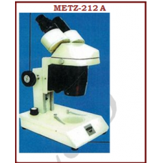 Binocular Stereo Microscope With Built In Light