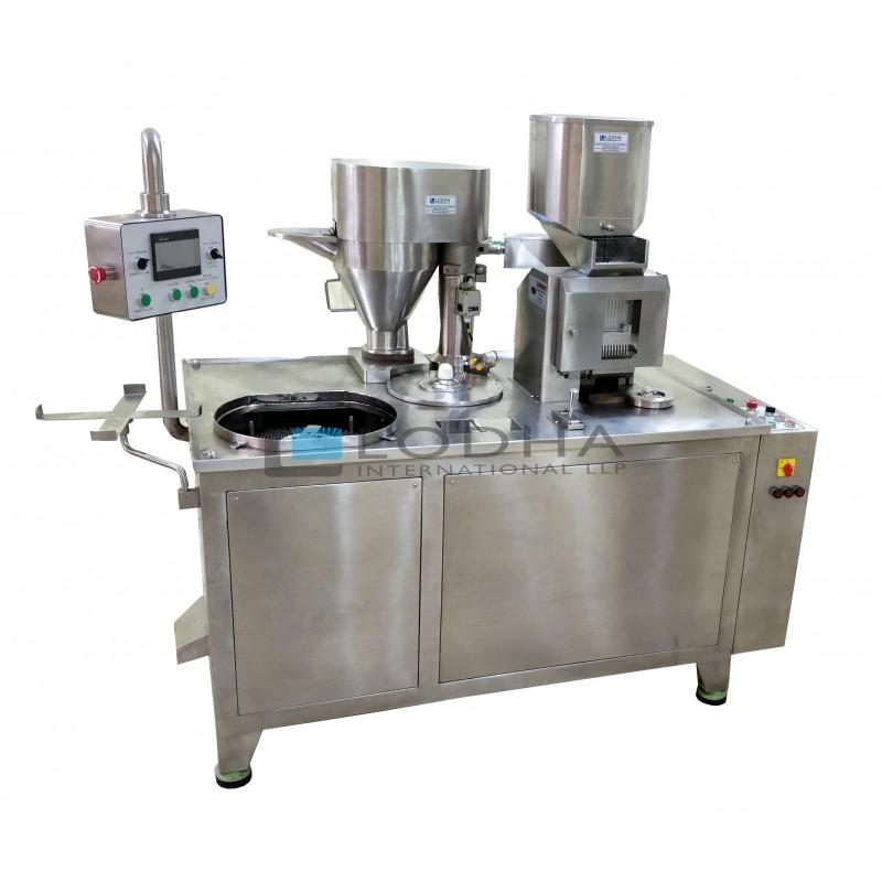 Buy Semi Automatic Capsule Filling Machine get price for lab equipment